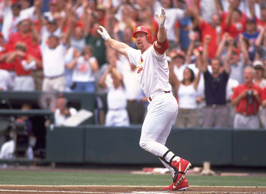 Mark McGwire refused to meet the fan who caught his 70th home run.