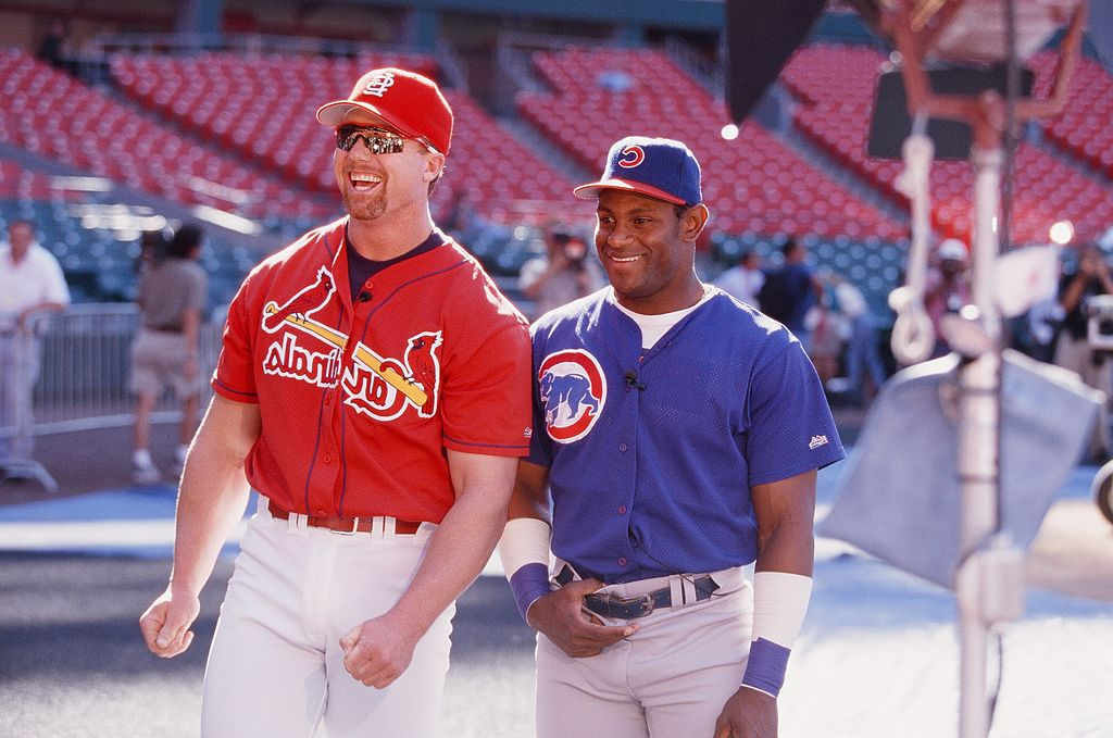 Mark McGwire and Sammy Sosa both made the 1998 MLB season one to remember. Both Sammy Sosa and Mark McGwire have a high net worth too.