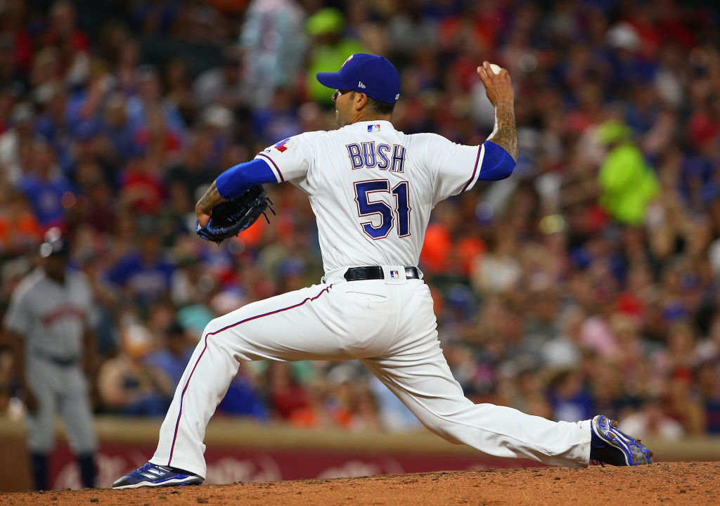The Crazy Journey of 2004 MLB No. 1 Draft Pick Matt Bush Included Years in Prison