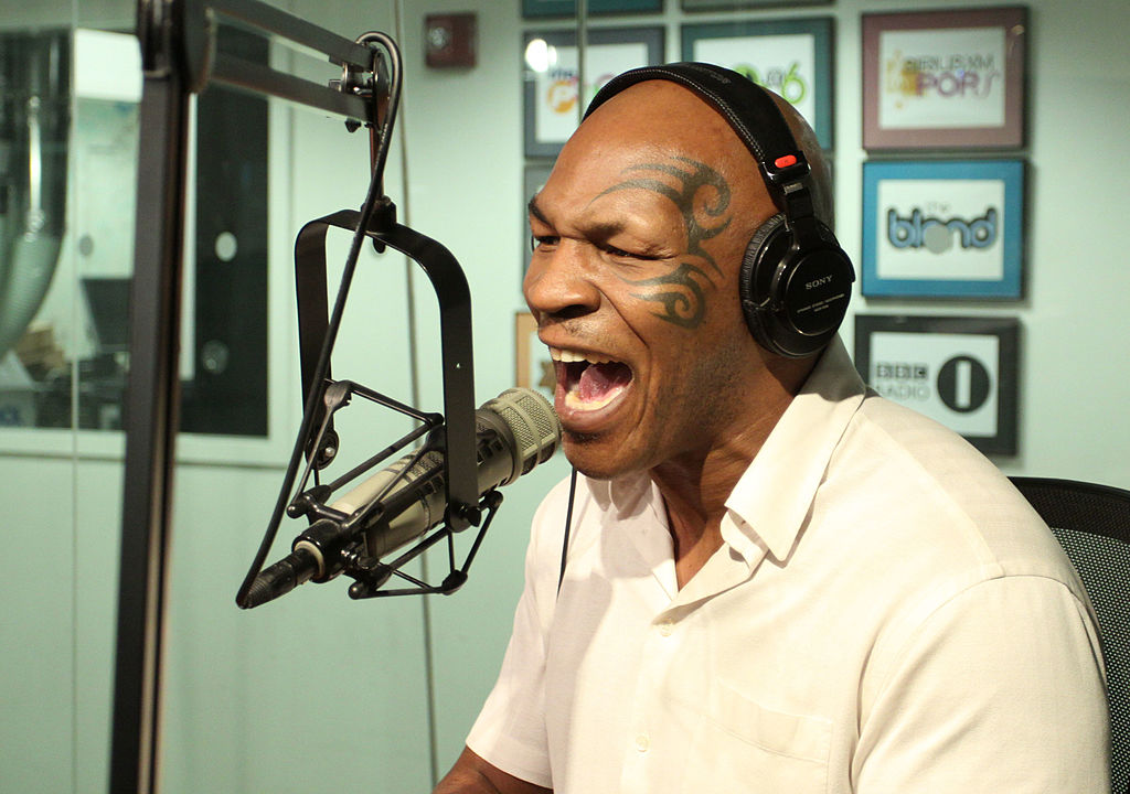 Mike Tyson Confronts Cyberbullying and Warns Potential Keyboard Warriors