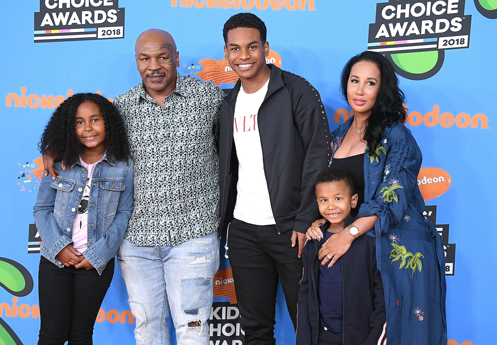 You Won't Believe How Many Kids Mike Tyson Has Fathered