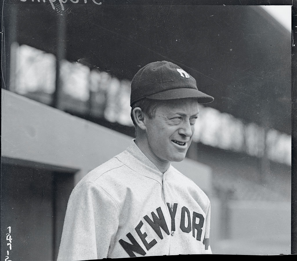 Miller Huggins earned his law degree before he became the Yankees' manager.