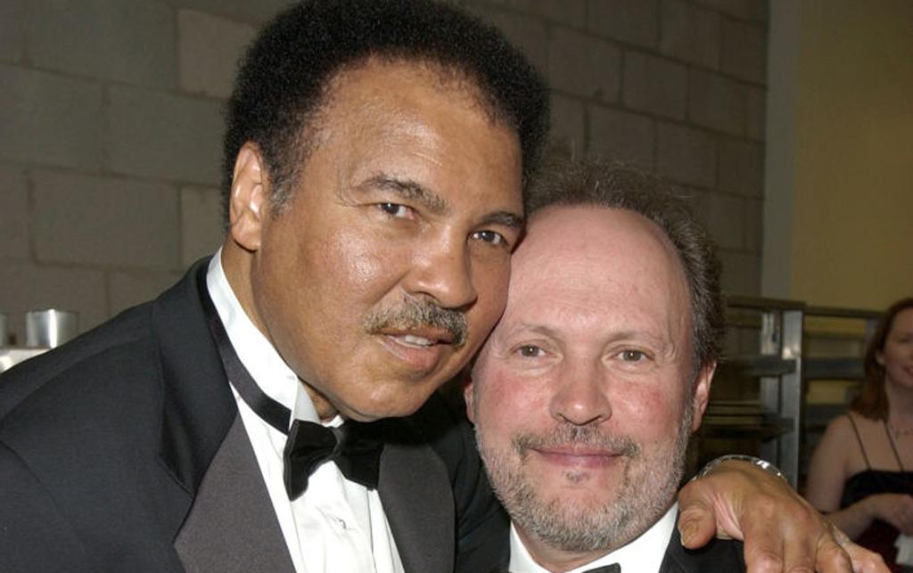 Muhammad Ali, Billy Crystal