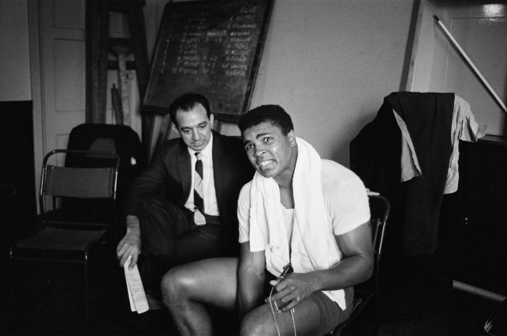 Muhammad Ali Used His Earnings to Buy a Parachute Because He Feared Flying