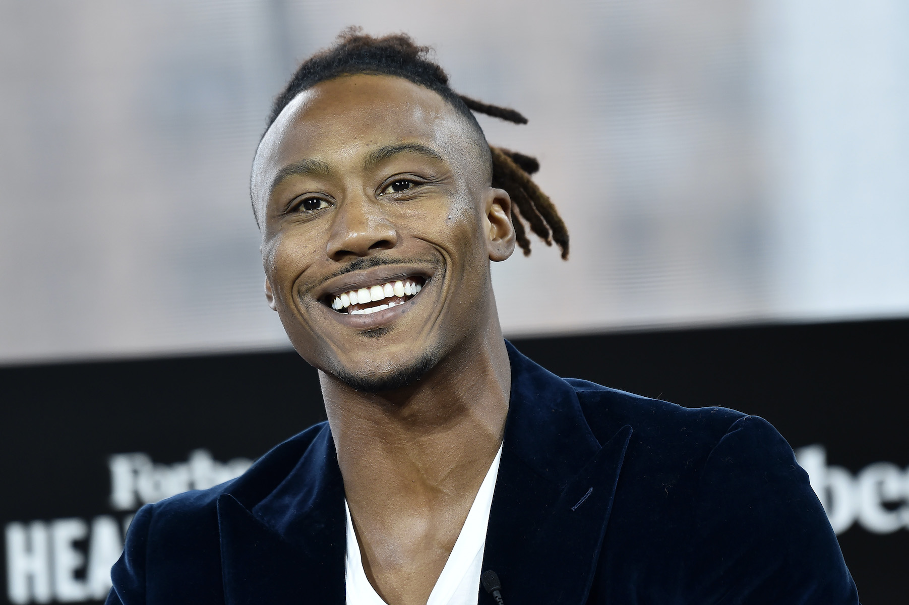 NFL wide receiver Brandon Marshall