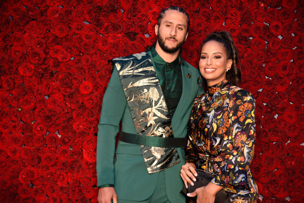 Colin Kaepernick hasn't played in the NFL since 2016. His girlfriend Nessa recently took to social media to remind people why he took a knee.