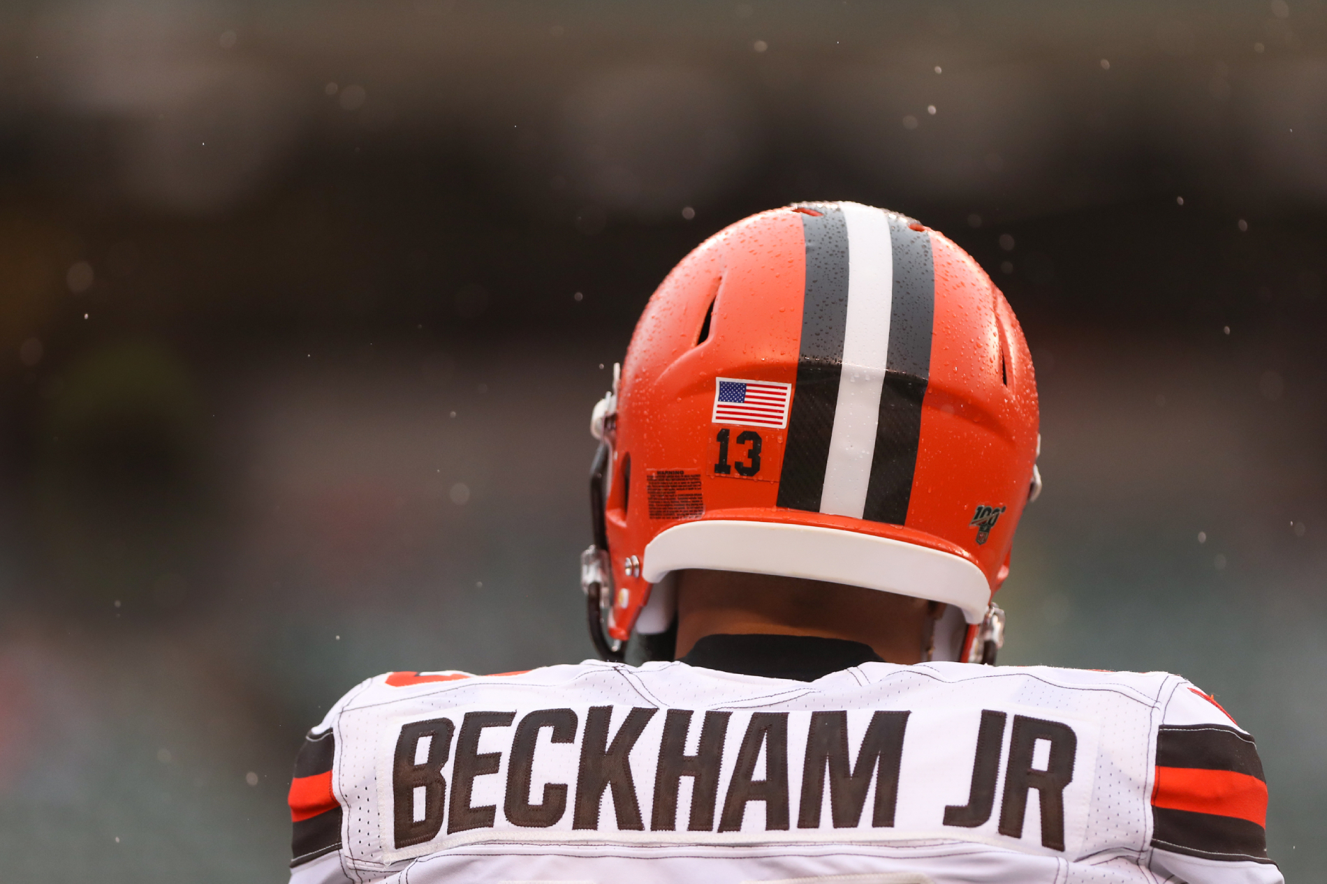 There have been plenty of rumors about the Browns looking to trade Odell Beckham Jr. He, however, just confirmed his commitment to the team.