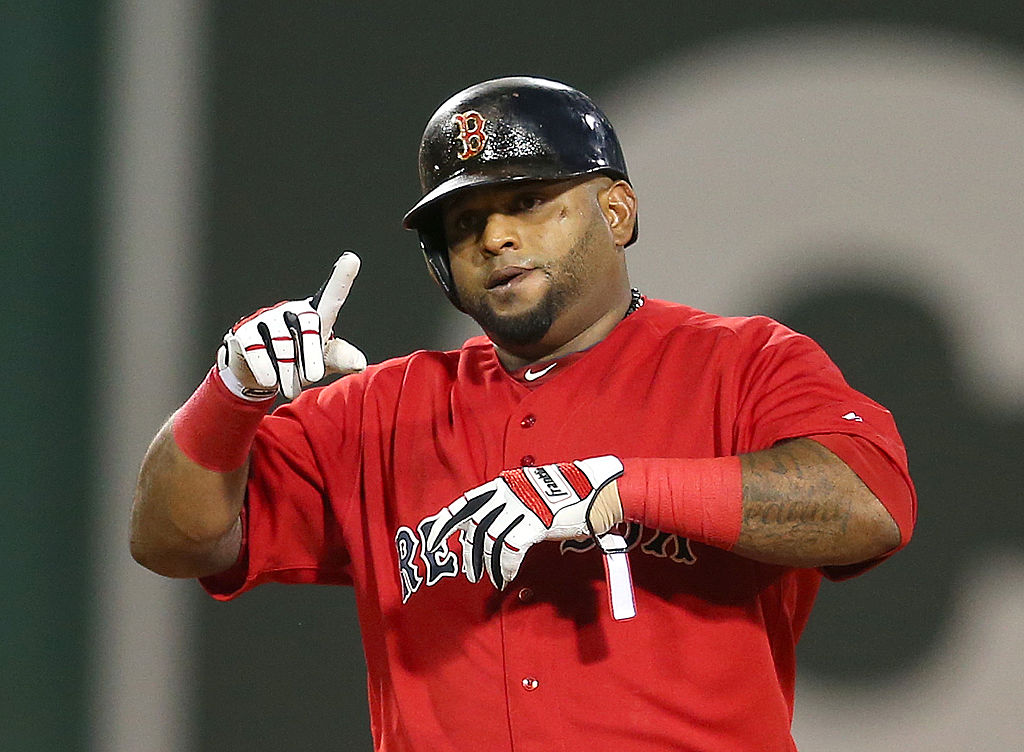 Pablo Sandoval's diet and attitude made him a controversial figure in Boston.