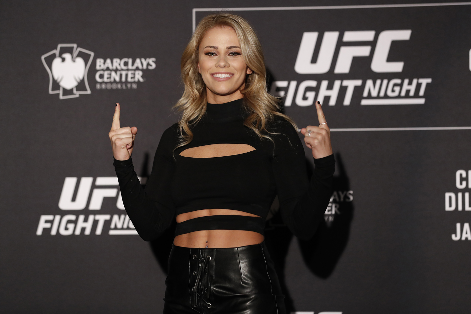 Paige VanZant says she made more from 'Dancing with the Stars' than all of her UFC fights. | Michael Owens/Zuffa LLC/Zuffa LLC