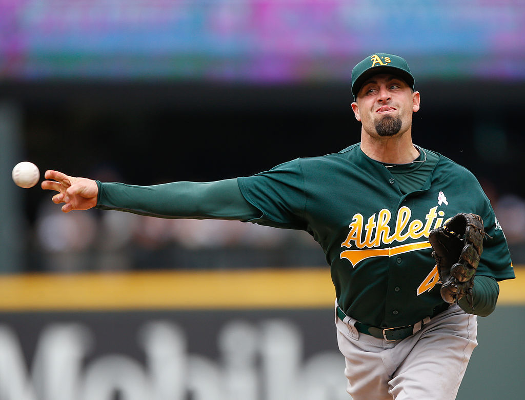 Pat Neshek Pitched in the ALDS Just Days After the Death of His Newborn Son