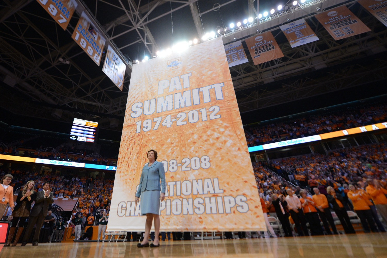 Pat Summitt became the greatest women's basketball coach in history at the University of Tennessee before she tragically died at age 64.