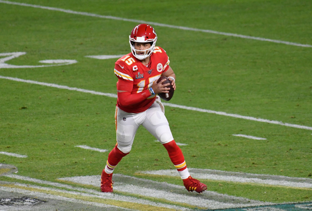 Kurt Warner believes that Patrick Mahomes can still clean up one part of his game.