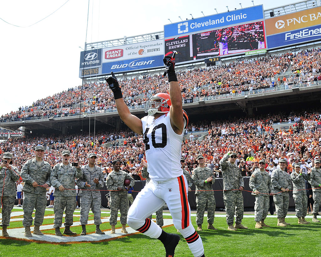 Peyton Hillis actually regrets leaving the Browns.