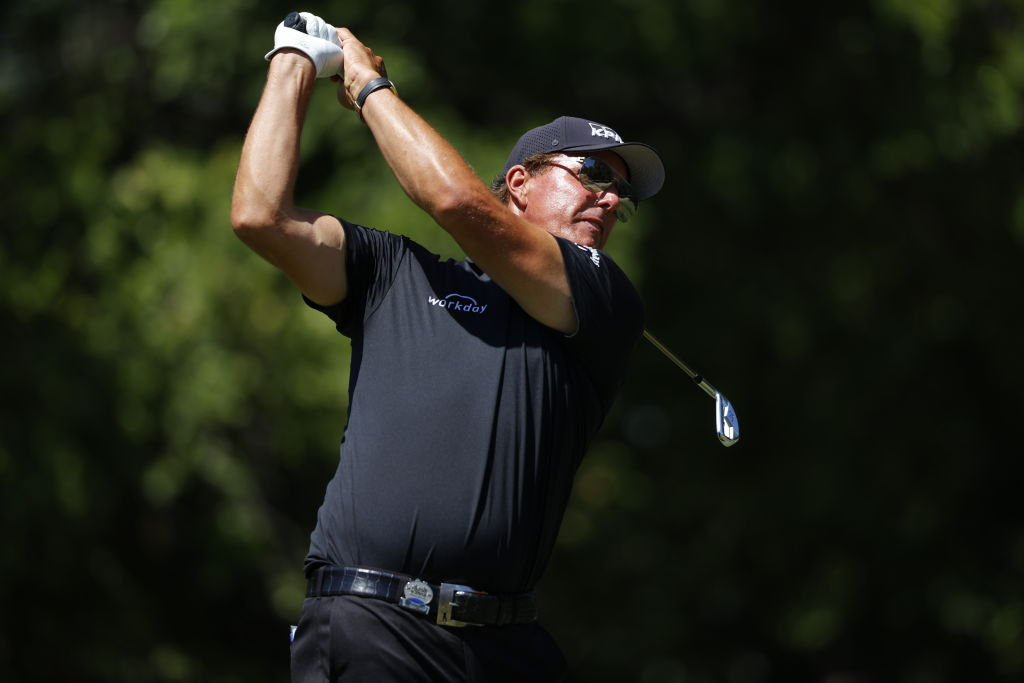 Will 50-Year-Old Phil Mickelson Now Play the Champions Tour?