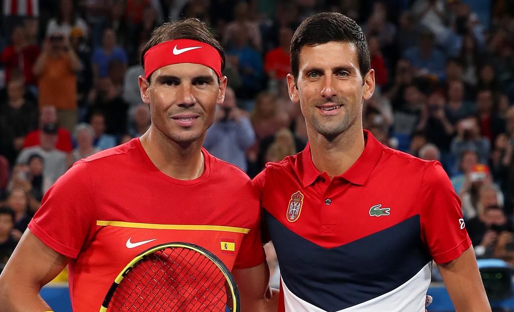 Novak Djokovic and Rafael Nadal Want No Part of This Risky Bet