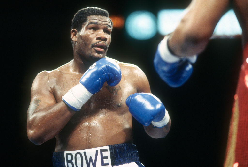 The Bizarre Story of How Riddick Bowe Kidnapped His Wife and Children and  Then Went to Prison