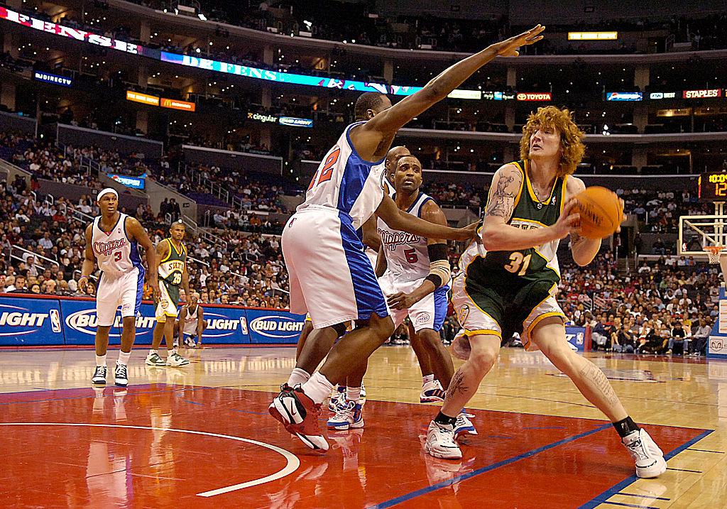 The Sad Story of NBA Bust Robert Swift