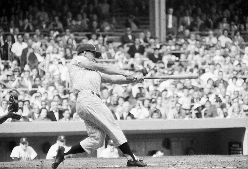 Roger Maris of the New York Yankees