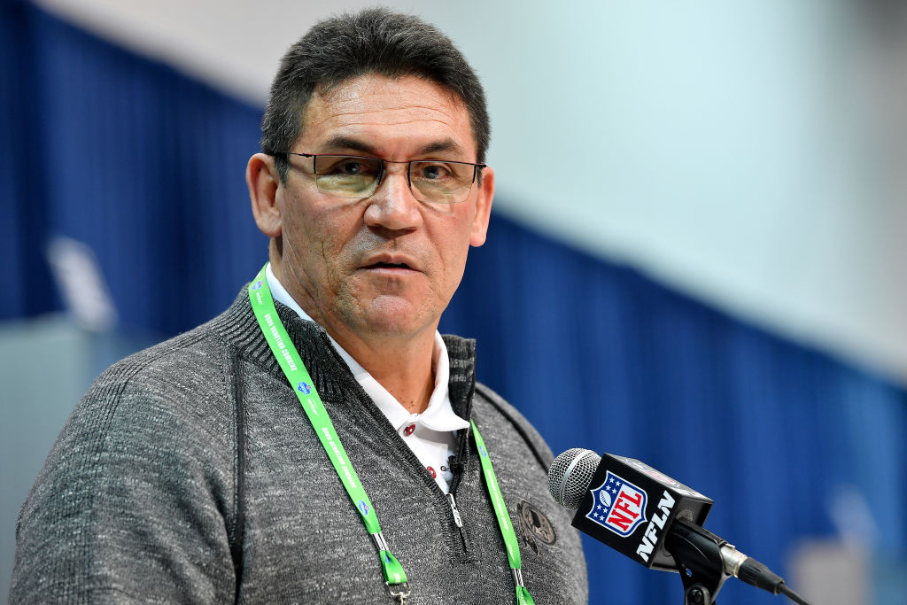 The Washington Redskins were not good in 2019. However, Ron Rivera is excited about a guy who will be an absolute bargain in 2020.