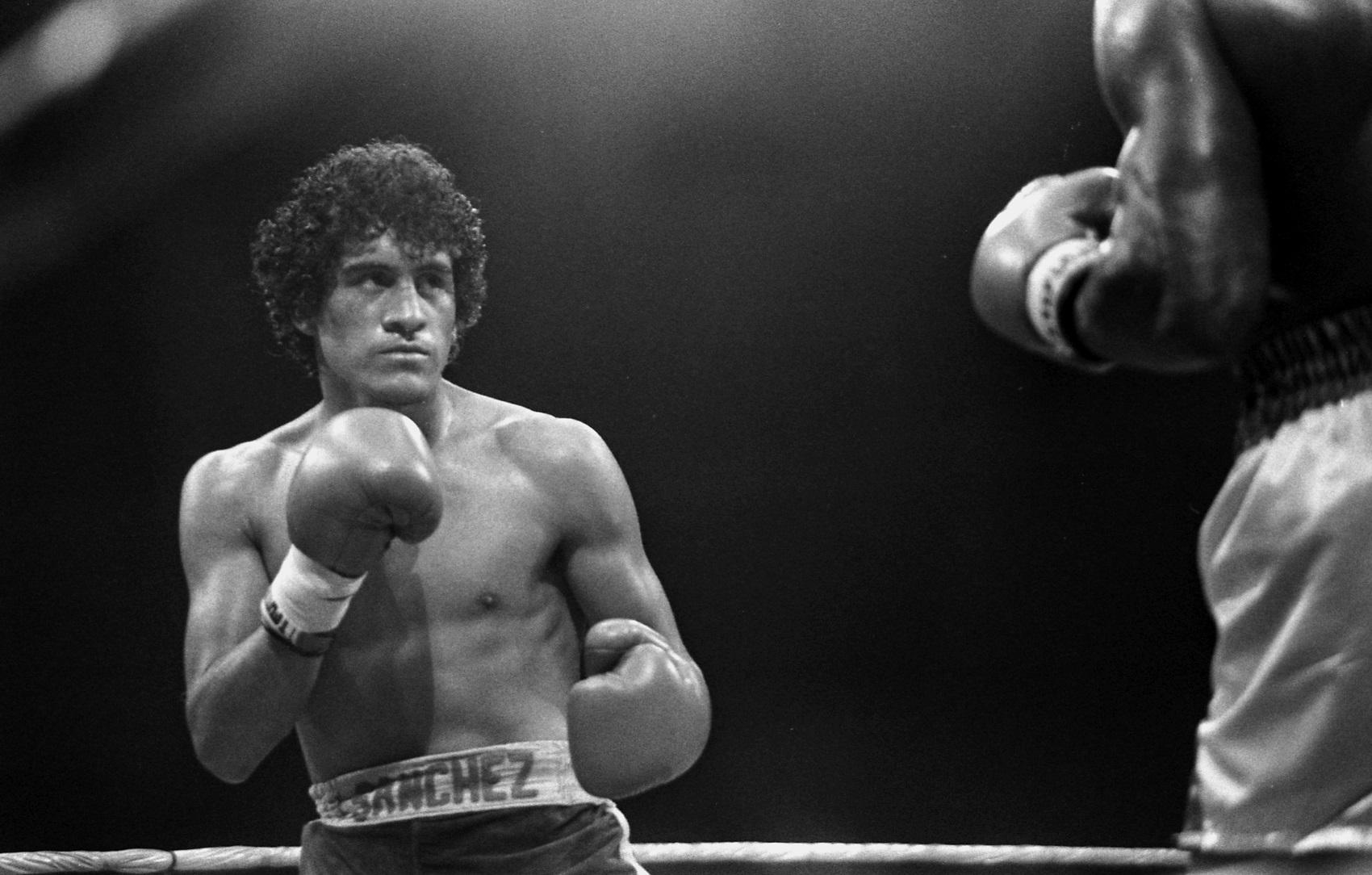 Former Boxer Salvador Sanchez