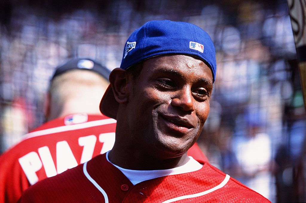 The New York Yankees almost traded for Chicago Cubs slugger Sammy Sosa in the summer of 2000.