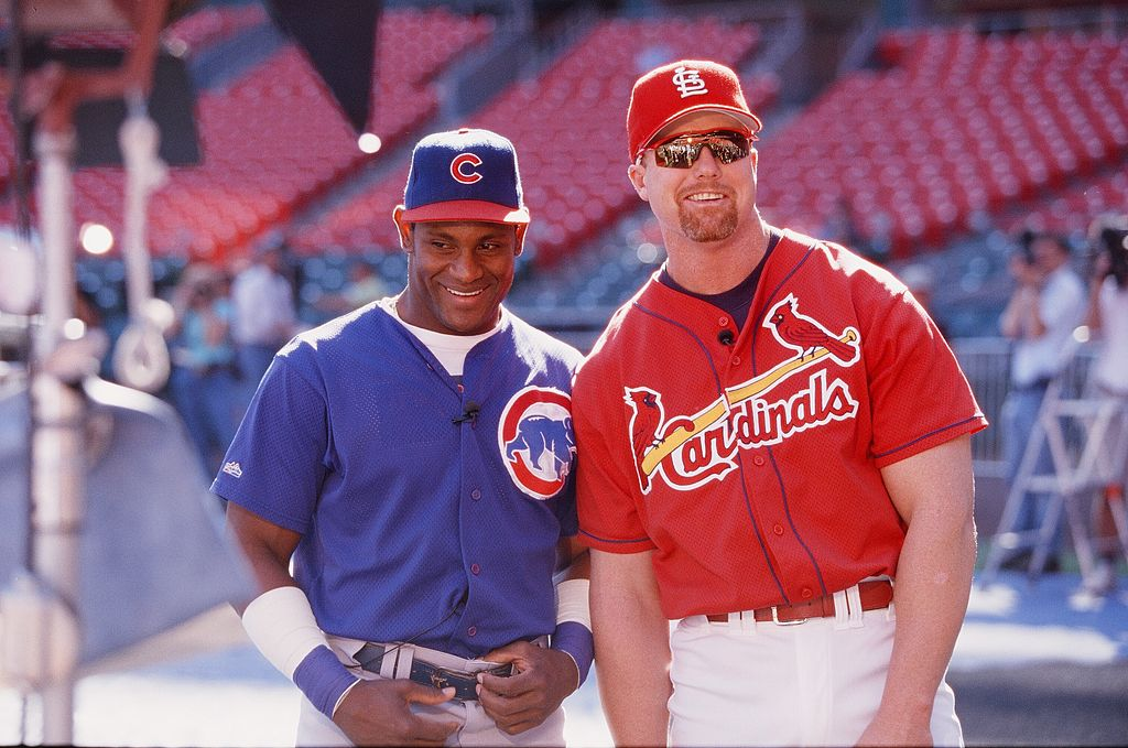 Sammy Sosa Mark McGwire