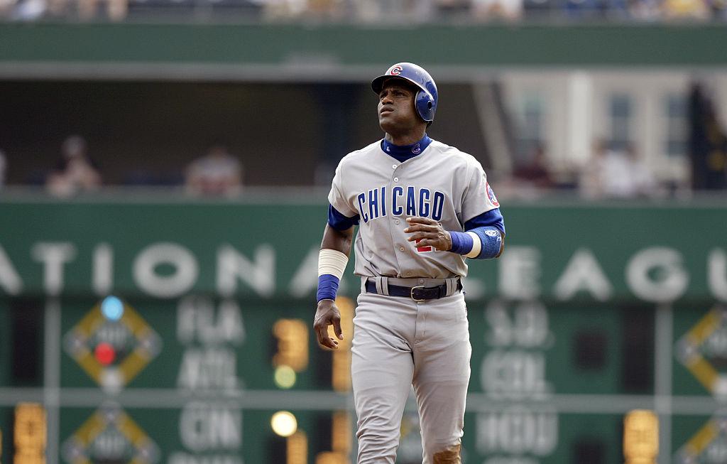 Sammy Sosa Chicago Cubs
