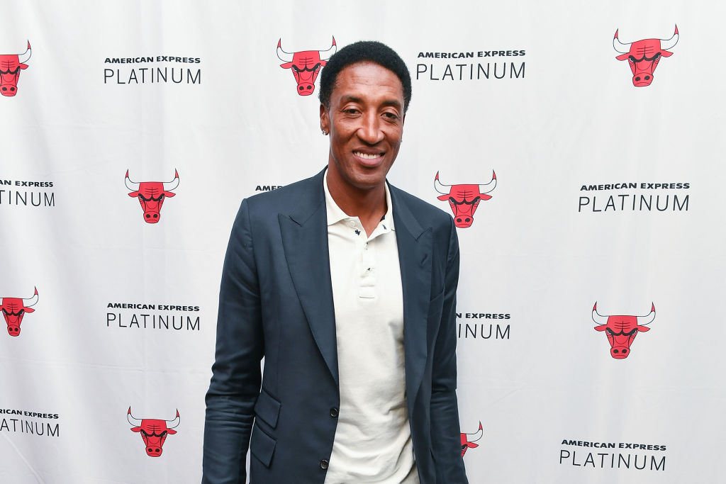 Scottie Pippen is a Hall of Famer, but we've all been spelling his name incorrectly.