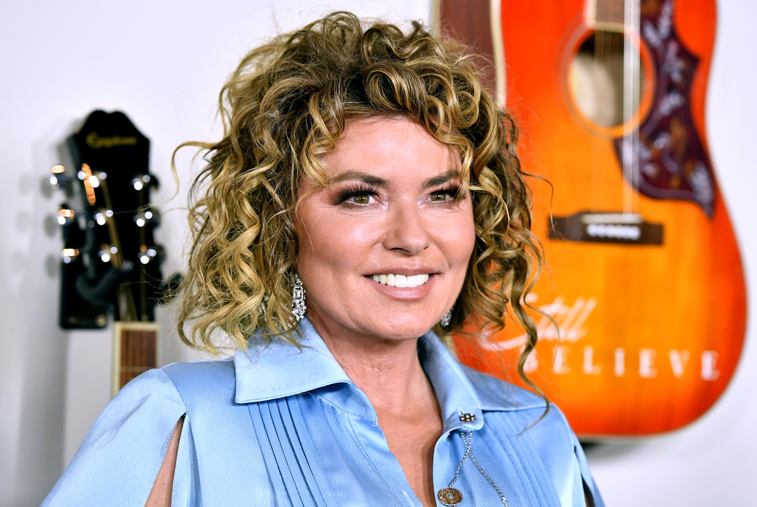 Shania Twain has sold more than 100 million fans.  | Frazer Harrison/Getty Images