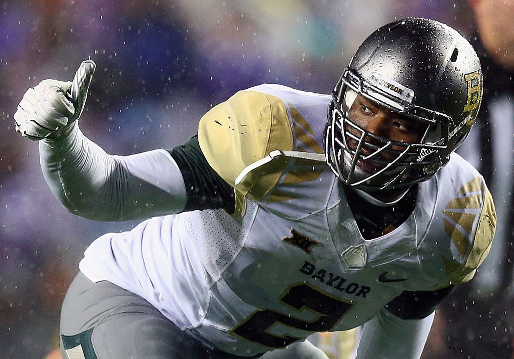 Shawn Oakman Was an Internet Meme, Had a Nasty Trial, and Finally Got His Chance in the XFL