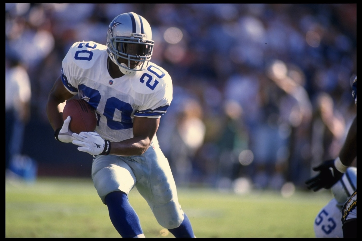 Former Cowboys RB Sherman Williams spent more time in prison than in the NFL.