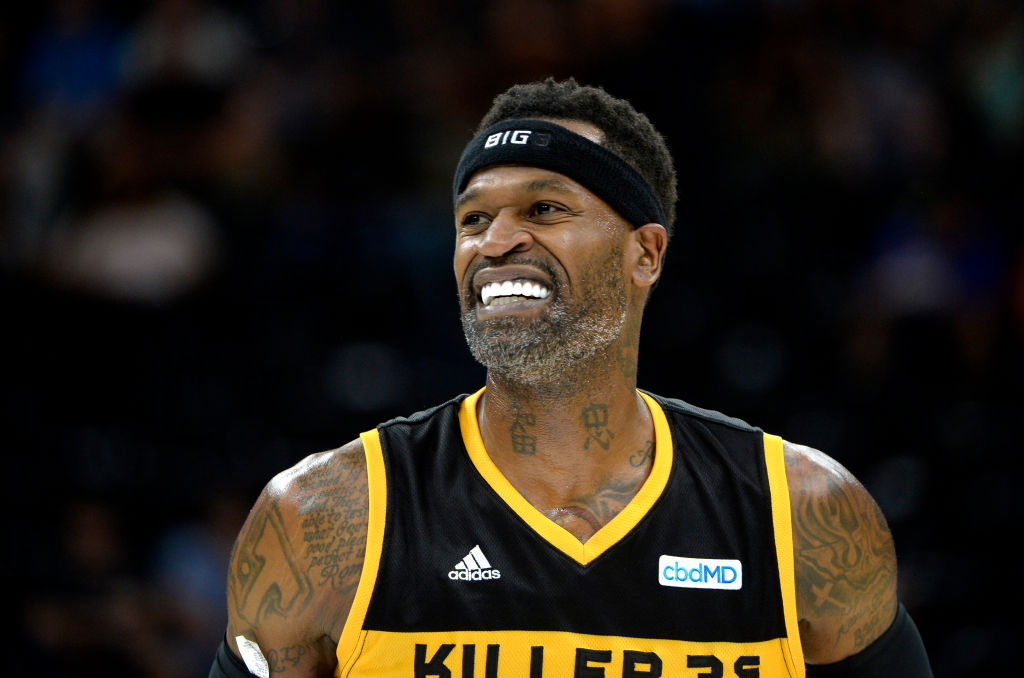 Stephen Jackson Says Now Is Not the Time for the NBA to Resume