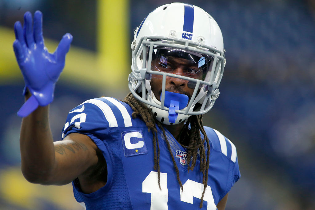 T.Y. Hilton has been an excellent wide receiver for the Indianapolis Colts. However, the team now has his potential replacement.