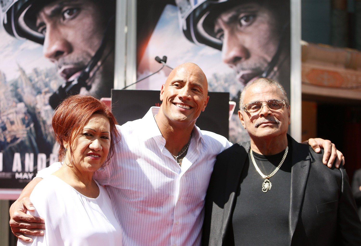 WWE superstar The Rock suffered a devastating loss with the tragic death of his father, Rocky Johnson.