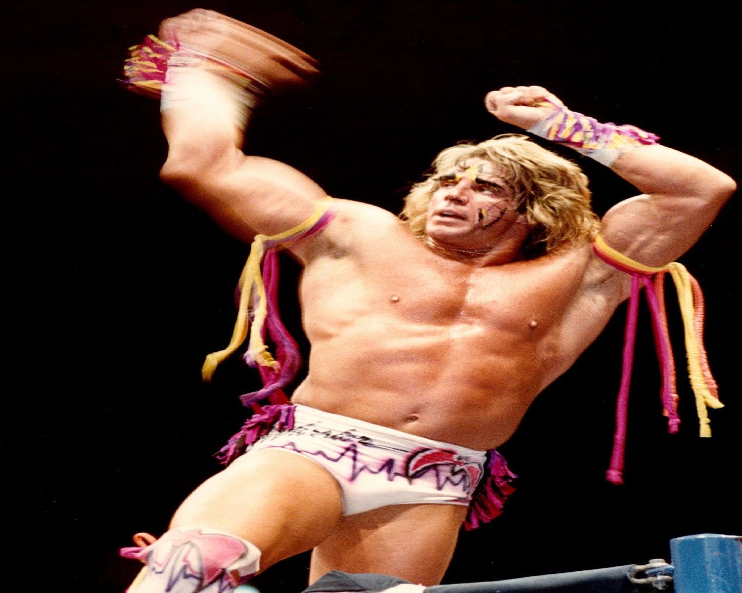 The Ultimate Warrior WWE