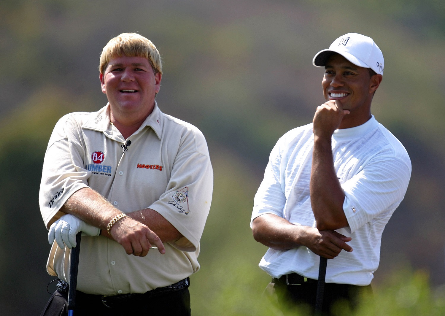 Tiger Woods John Daly