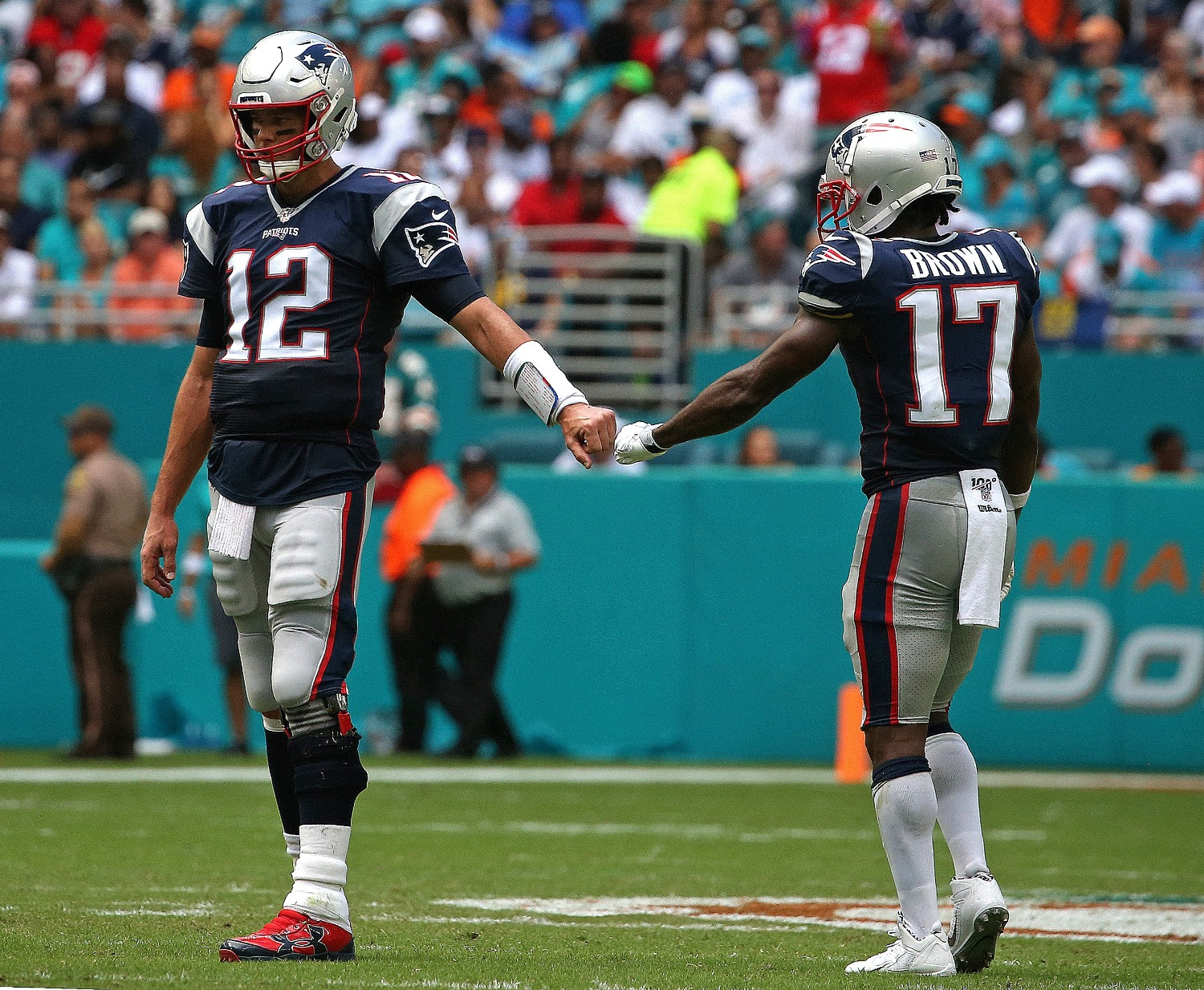 Antonio and Tom Brady could be joining forces with the Buccaneers after expressing their desire to play together for months.