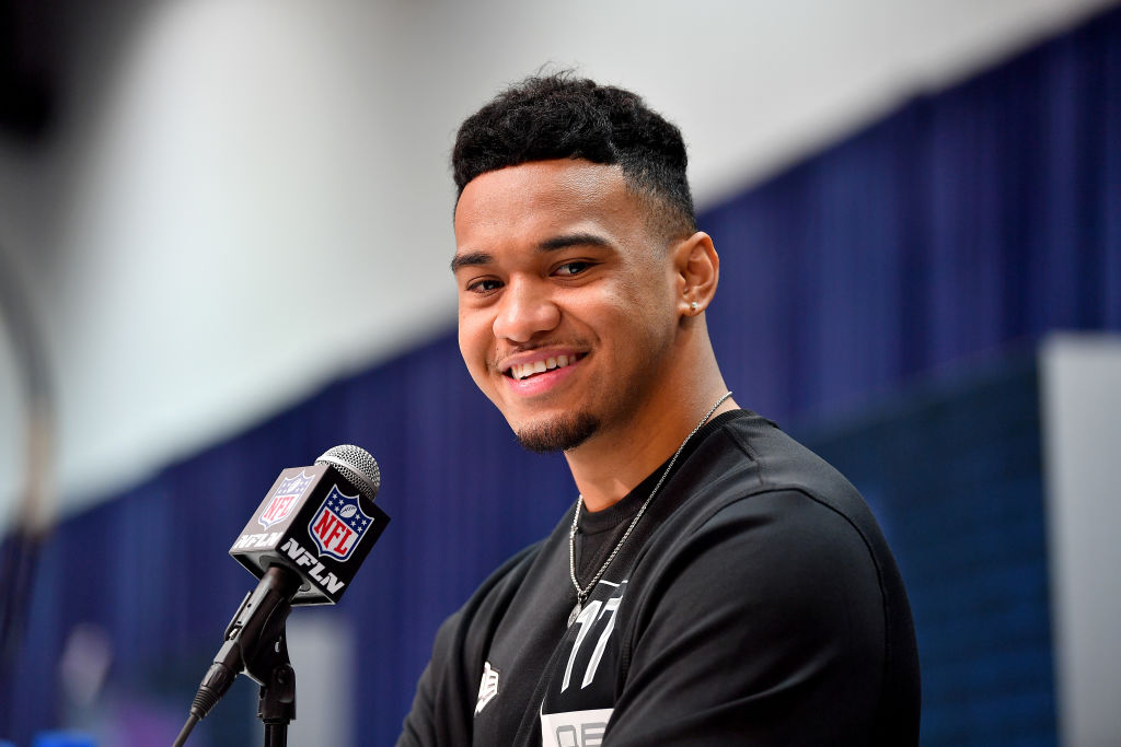 Should the Miami Dolphins start rookie quarterback Tua Tagovailoa this year? One opposing NFL head coach is in favor of it.