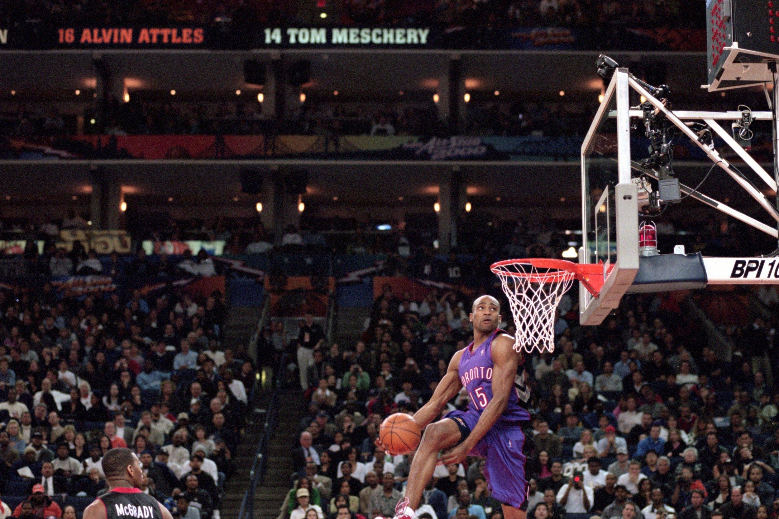 NBA Fans Never Saw Vince Carter's Best Slam Dunk