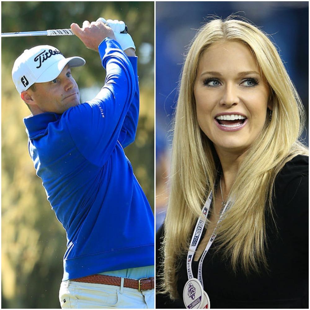 Nick Watney and Heidi Watney