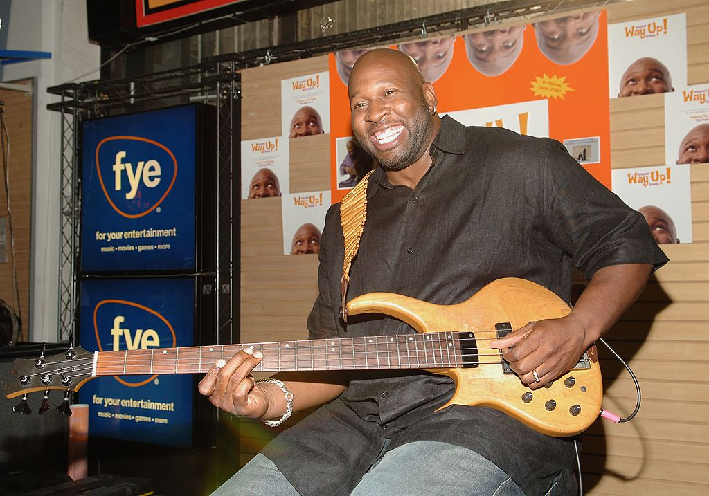 Wayman Tisdale's Smile Shined Through Basketball, Music, and Even the Cancer That Took Him at Age 44
