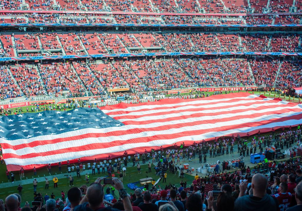 Why Do Sports Perform the National Anthem?