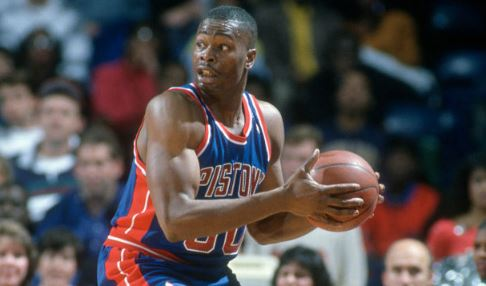 William Bedford, the No. 6 Pick in the 1986 NBA Draft: 'I Hated Basketball'