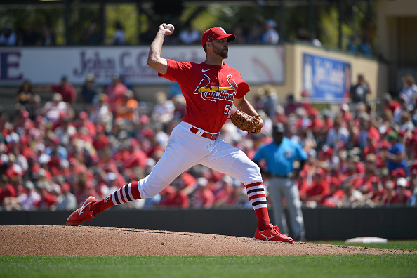 Adam Wainwright MLB