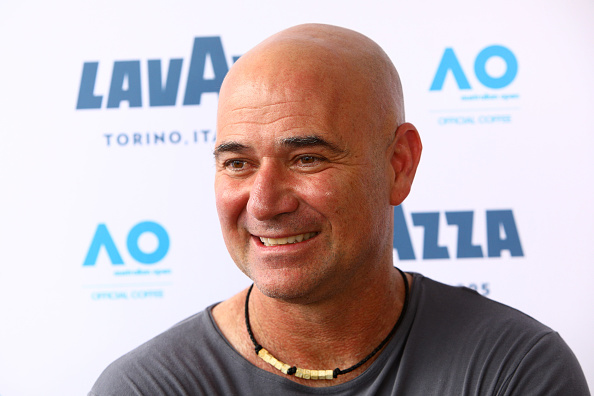 Tennis Star Andre Agassi Faced a Low Point in His Career and Used Crystal Meth