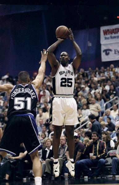 Jerome Kersey Spurs