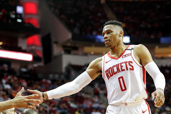 Russell Westbrook NBA
