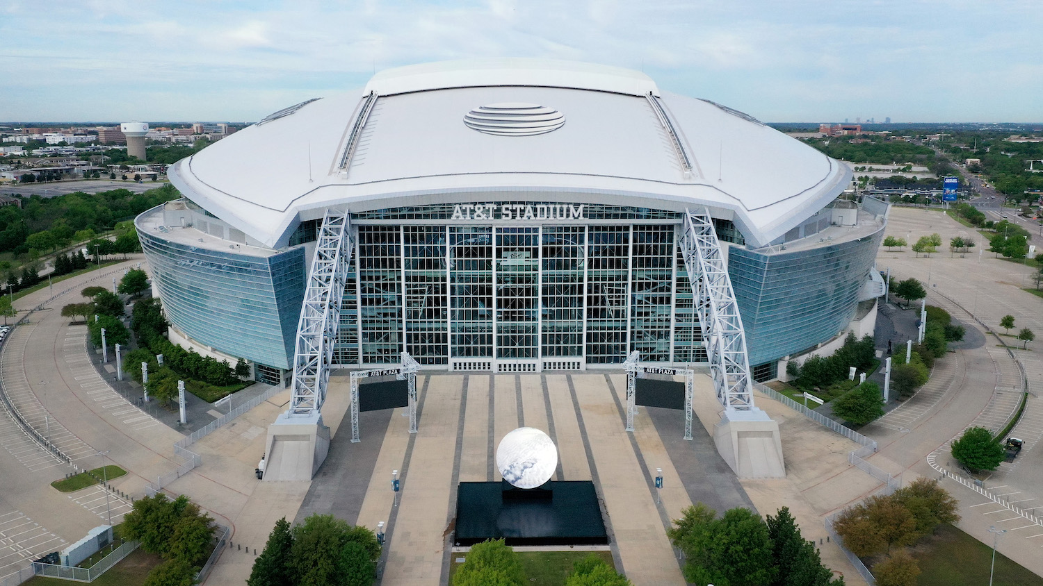 Jerry Jones AT&T Stadium