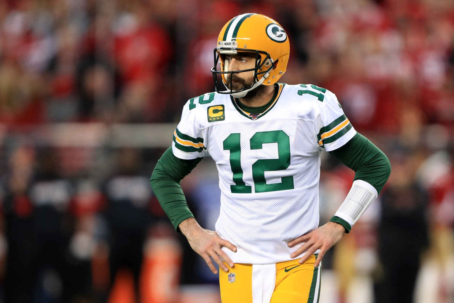 Aaron Rodgers has led the Packers to just one Super Bowl appearance.