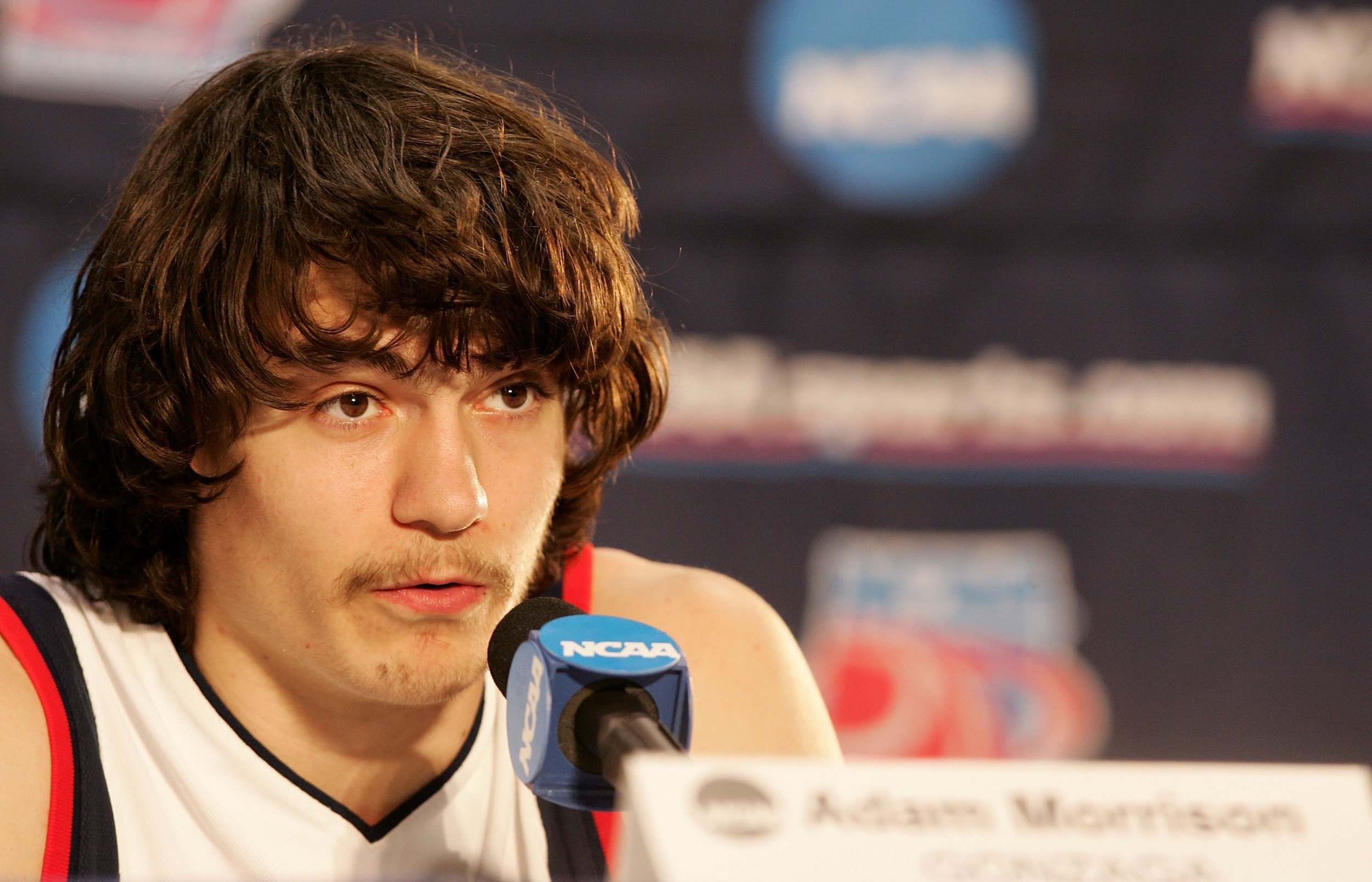 According to Jared Dudley, Adam Morrison had some poor personal hygiene practices.